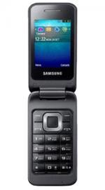 Samsung C3520 (Citrus) O2 Pay As You Go Mobile Phone Black