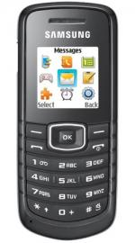 Samsung E1080 Sim Free Unlocked Mobile Phone