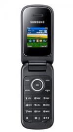 Samsung E1190 Black Mobile Phone on O2 Pay As You Go