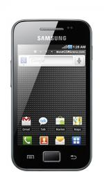 Samsung Galaxy Ace S5830 Vodafone Pay As You Go Black Phone