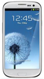 Samsung Galaxy S3 i9300 Android Sim Free Unlocked Mobile Phone- 16GB- Marble White