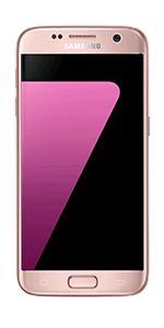 Samsung Galaxy S7 Sim Free 32GB Smartphone - Pink Gold