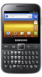 Samsung Galaxy Y Pro B5510 Android Sim Free Unlocked Mobile Phone - Cool Grey