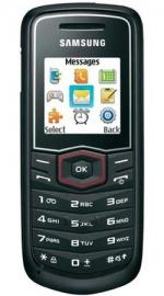 Samsung GT E1081T Sim Free Mobile Phone Black
