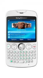 Sony Ericsson TXT CK13i Mugua Vodafone Pay As You Go Phone White
