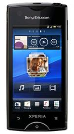 Sony Ericsson Xperia Ray Android Sim Free Unlocked Mobile Phone - Black