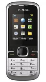 T-Mobile Zest 2 Pay as you go Mobile Phone - Silver