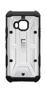 Urban Armor Gear Htc One M9 Composite Case - Ice Black