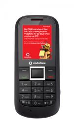 Vodafone VF340 Mobile Phone on Vodafone PAYG