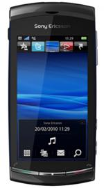 Sony Ericsson Vivaz Black Sim Free Unlocked Mobile Phone