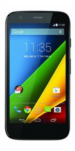 Vodafone Motorola Moto G 4G Pay As You Go Smartphone - Black