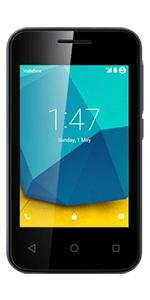 Vodafone Smart First 7 Pay As You Go Smartphone - Black
