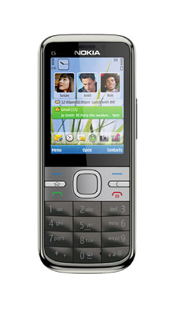 Nokia C5-00 O2 Pay As You Go Mobile Phone