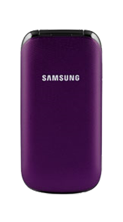 Samsung E1190 T-Mobile Pay As You Go Mobile Phone Purple