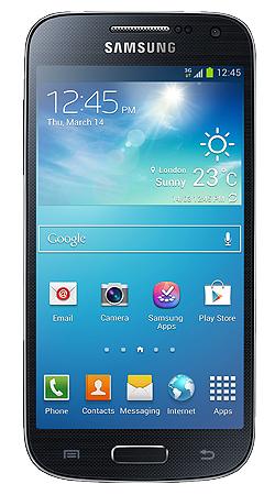 Samsung Galaxy S4 Mini I9195 LTE Sim Free / Unlocked Android Smartphone  Black