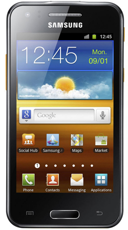 Samsung I8530 Galaxy Beam Sim Free Mobile Phone