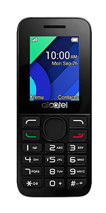 Vodafone Alcatel 10.54 Pay As You Go Smartphone - Black