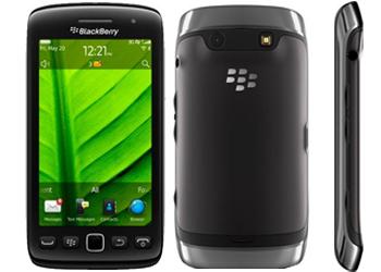 Blackberry Torch 9860 Sim Free Smartphone - Black