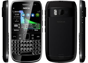 Nokia E6-00 Black Sim Free Unlocked Mobile Phone