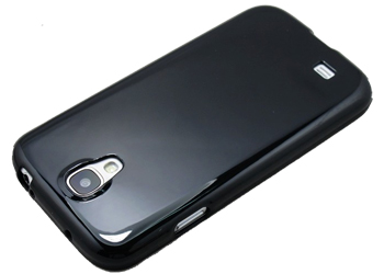 Fonerange Samsung Galaxy S4 i9500 Gel Case Cover  - Black