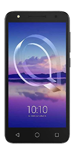 Alcatel U5 Android Lte Sim Free Smartphone - Black