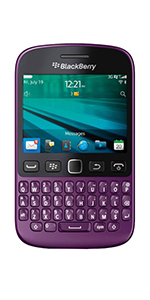 BlackBerry 9720 Sim Free Smartphone - Purple
