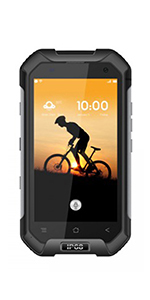 Blackview BV6000S Black Sim Free 4G LTE IP68 Rated Smart Phone