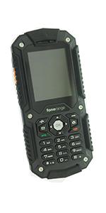 Fonerange 3G Sim Free Rugged Mobile Phone
