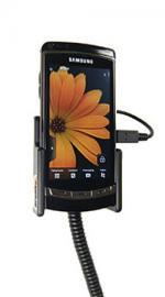 Brodit Active Holder Tilt Swivel Cradle for Samsung SGH-I8910 Omnia HD