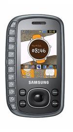 Samsung B3310 Grey Sim Free Unlocked Mobile Phone