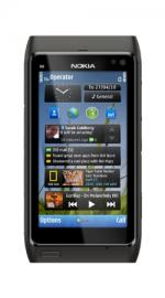 Nokia N8 Black Mobile Phone Sim Free Unlocked