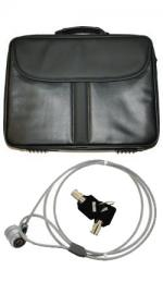 Fonerange Laptop Case and Cable Lock Packed