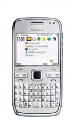 Nokia E72 White Sim Free Unlocked Mobile Phone