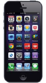 Apple iPhone 5 16GB Sim Free Unlocked Mobile Phone - Black