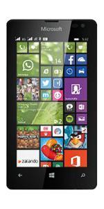 Microsoft Lumia 532 Sim Free Dual Sim Smartphone - White