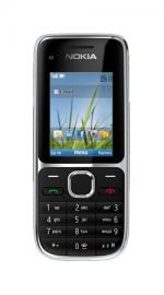 Nokia C2-01 Black, Nokia C2-01 Pay As You Go Phone On T-mobile