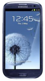 Samsung Galaxy S3 i9300 Android Vodafone Pay as you go Mobile Phone- 16GB- Blue