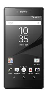 Sony Xperia Z5 Premium Simfree Smartphone - Black