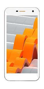Wileyfox Spark 4G 8GB Simfree Smartphone - White