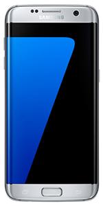 Samsung Galaxy S7 Edge 32gb Sim Free Smartphone - Silver