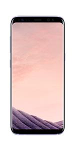 Samsung Galaxy S8 Sim Free 64GB Smartphone - Orchid Grey